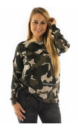 CAMO - 'MAYA' - SOFT OVERSIZED SWEATER