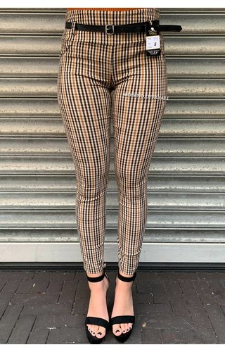 CAMEL - 'SIERRA' - INSPIRED SUPER STRETCH PANTS