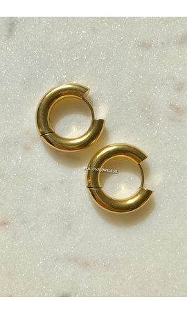 GOLD - DREAM HOOPS