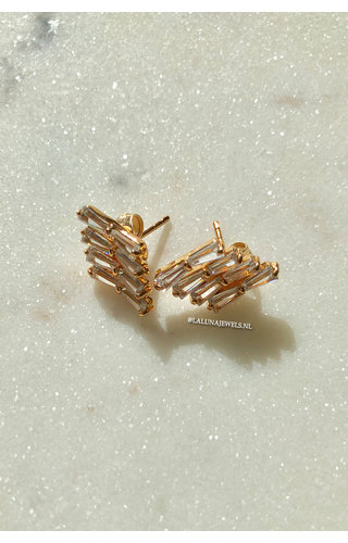 GOLD - LUSH EARRINGS