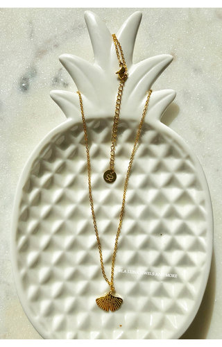 GOLD - MERMAID NECKLACE