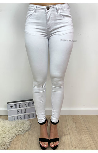 HELLO MISS - WHITE - THE BEST BLACK SKINNY JEANS - 002