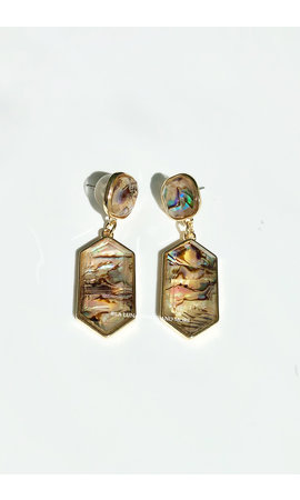 GOLD - UNIQUE EARRINGS