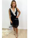 BLACK - 'ISLA BONITA' - IBIZA LACE DRESS