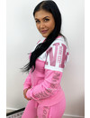 CANDY PINK - 'NAOMI' - COMFY SET INSPIRED STYLE