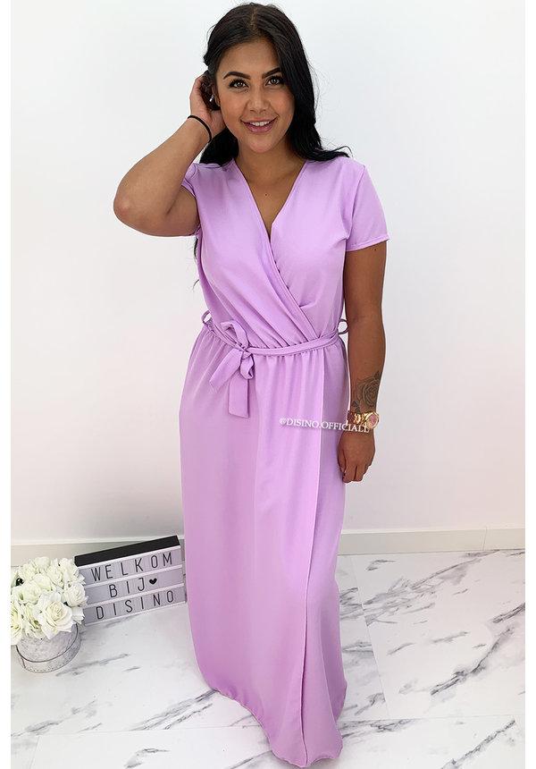 LILA - 'BEAU' - PREMIUM QUALITY MAXI DRESS