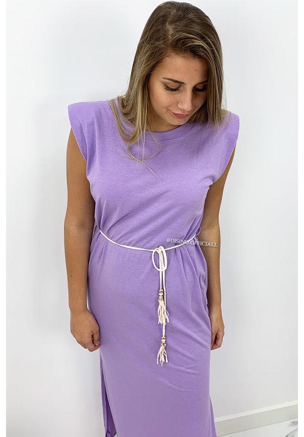 LILA - 'DEAN MAXI DRESS' - BOYFRIEND MAXI DRESS
