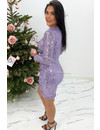 LILA - 'ALL EYES ON ME V3' - ALL OVER SEQUINN DRESS