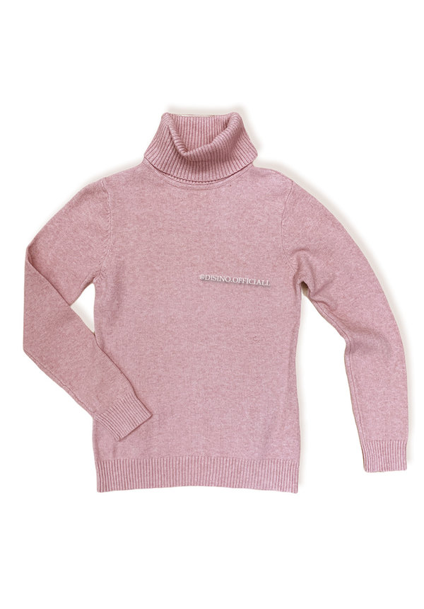 SOFT PINK - 'PINKA COL' - PREMIUM QUALITY SOFT TOUCH COL TOP