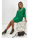 GREEN - 'ESTÉE' - PREMIUM QUALITY BIG TEE DRESS