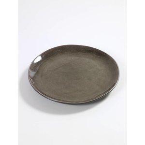 Serax  Dessertbord Pure grijs 20 cm