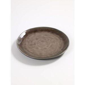 Serax  Dessertbord bruin 20 cm Pure