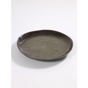 Serax  Plat bord Pure grijs 27 cm