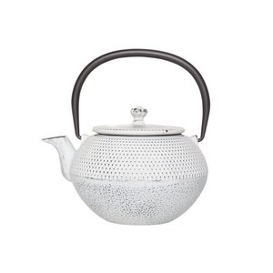 Cosy & Trendy Theepot Shinto gietijzer, 0,65 l., cream