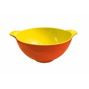 Zak! Designs Vergiet oranje-geel  15 cm