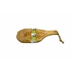 Bowls and Dishes Serveerplank Rustique met  handvat 35-40 cm