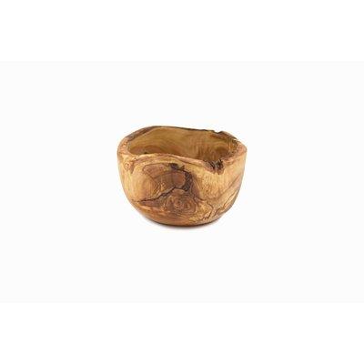 Bowls and Dishes Olijfhouten schaaltje Rustique 12 cm