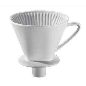 Cilio Porseleinen Koffiefilter