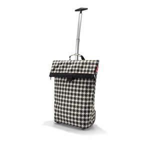 Reisenthel Trolley Medium Fifties Black-White