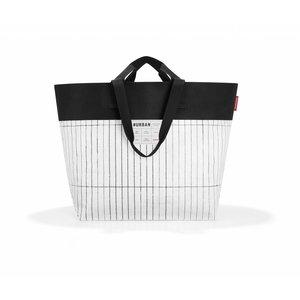 Reisenthel Urban Bag Tokyo zwart-wit
