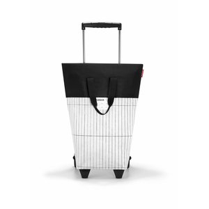 Reisenthel Urban trolley London zwart-wit