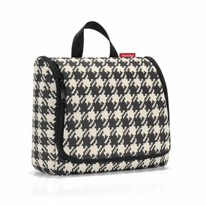 Reisenthel Toiletbag XL Fifties Black-White
