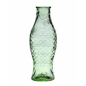 Serax  Fles 1 liter transparant groen