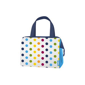 Thermos Koeltas Dots and Strips Lunch Duffle 7,5 liter
