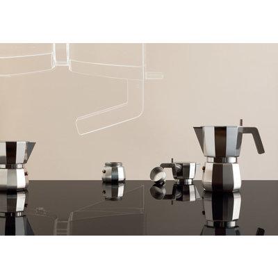 Alessi Moka, Espresso kan 3 kopjes