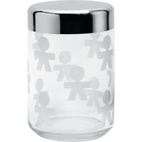 Alessi Voorraadbus Girotondo glas, 16 cm hoog glas