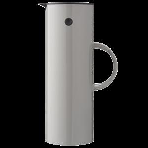 Stelton Thermoskan grijs 1 liter