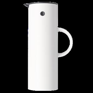 Stelton Thermoskan wit 1 liter