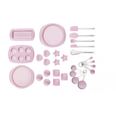 Haute Cuisine Siliconen bakset voor kinderen en volwassenen