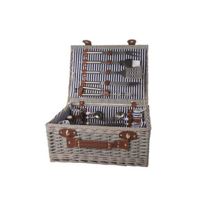 Cosy & Trendy Picknickmand - 4 persoons, met bbq accessoires
