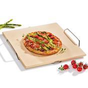 Kuchenprofi Pizza-steen vierkant