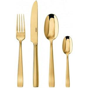 Sambonet Bestekset 24 delig Flat PVD gold
