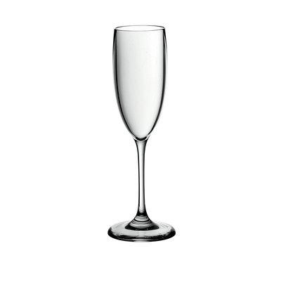 Guzzini Transparante Champagneglas