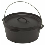 The Bastard Dutch Oven Large – Gietijzeren Braadpan