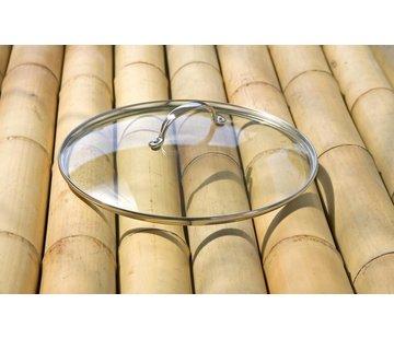 Habonne Triply Glazen Deksel 30 cm