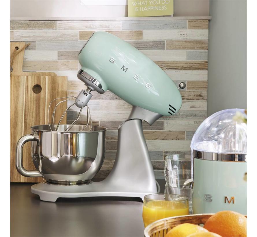 Keukenmachine Watergroen