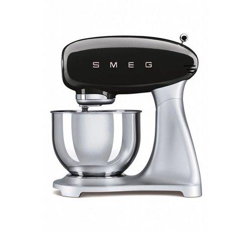 Smeg Keukenmachine Zwart - SMF01BLEU