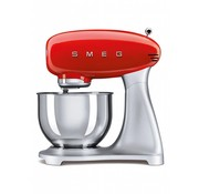 Smeg Keukenmachine Rood - SMF02RDEU