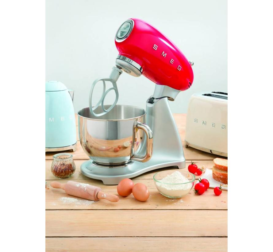 Keukenmachine Rood