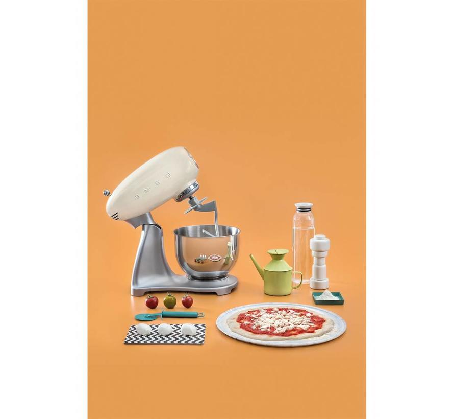 Keukenmachine Crème - SMF02CREU