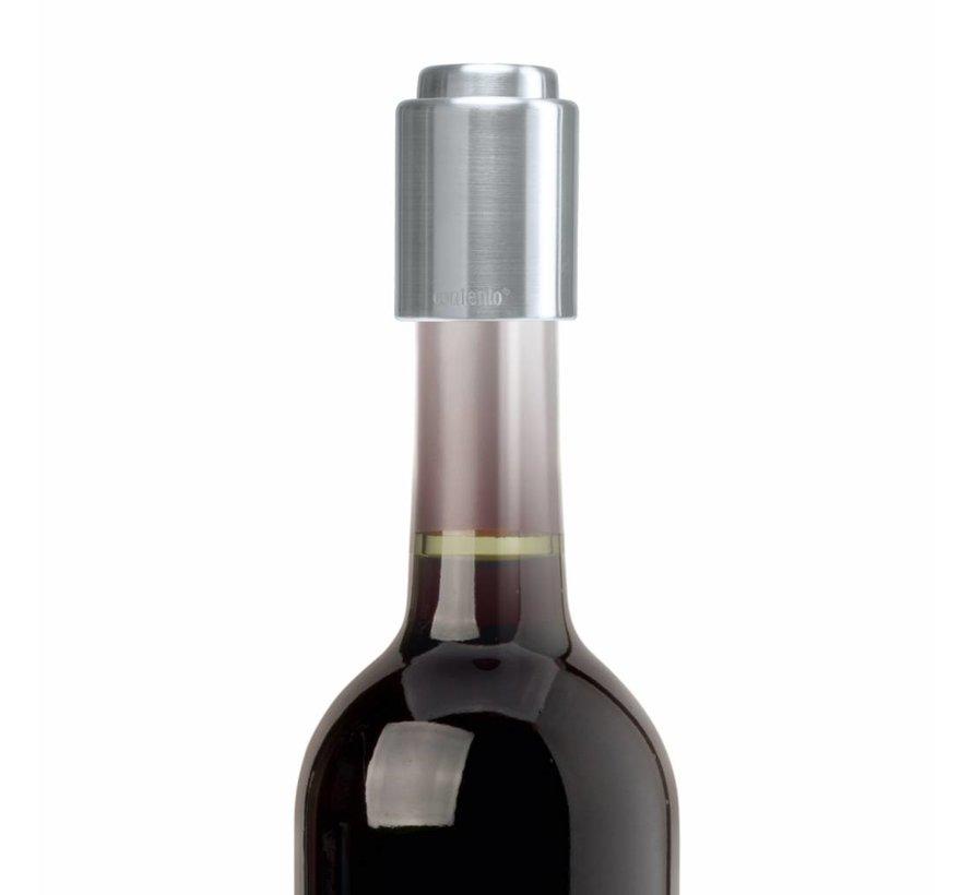 Wijnflesafsluiter 'Lex' RVS