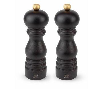 Peugeot Geschenkset Peper- & Zoutmolen Paris Duo Chocolat U-Select 18 cm
