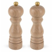 Peugeot Geschenkset Peper- & Zoutmolen Paris Duo Naturel U-Select 18 cm