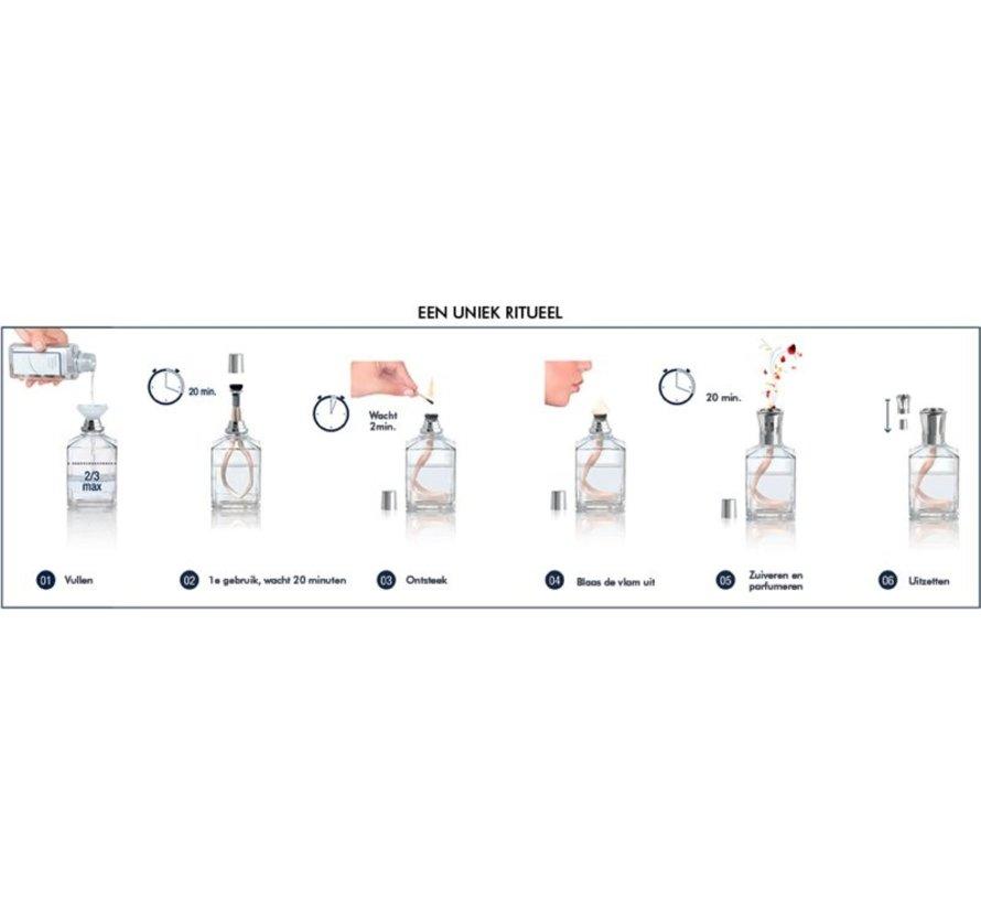 Geurbrander Tocade Transparant