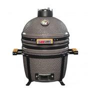 Grill Guru Kamado Classic Compact Grey BBQ
