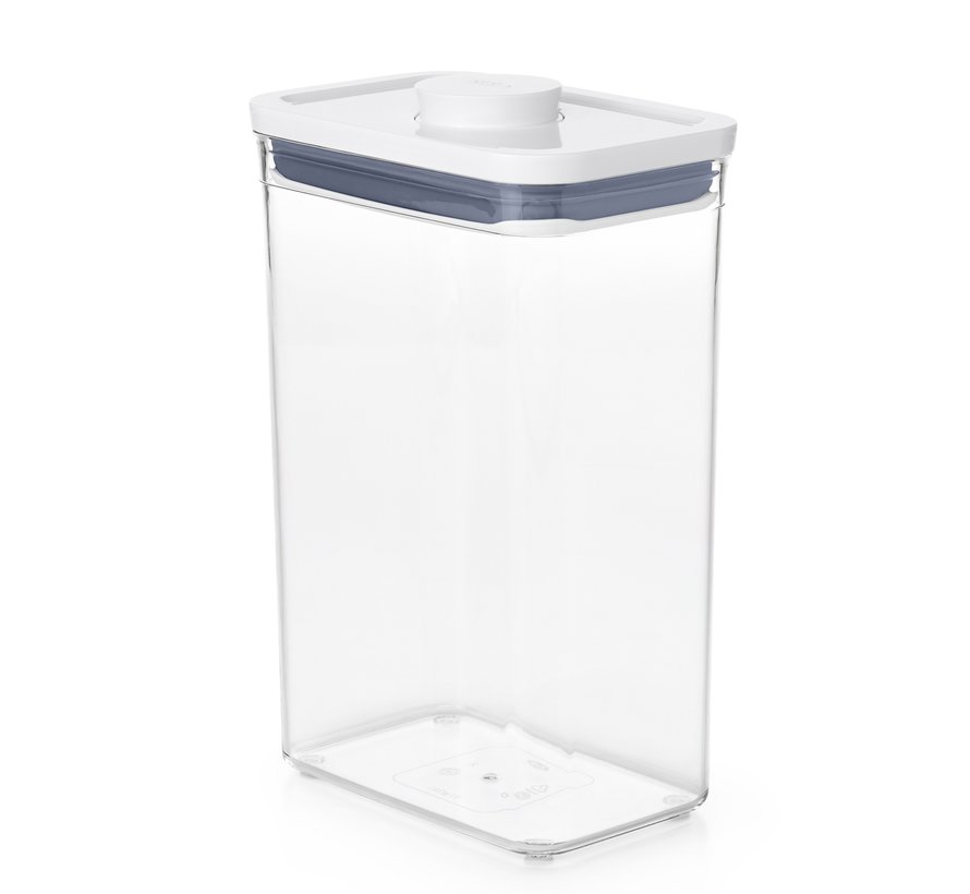 Voorraadbus 'POP' 2.0 Rechthoekig 2.6 Liter
